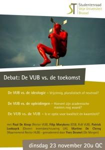 Debat-VUB-vs-toekomst
