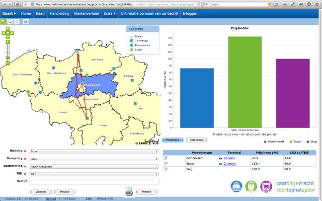 Multimodaal Vlaams Brabant