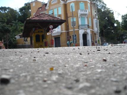 Tram stop Santa Terasa